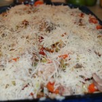 Turkey Tetrazzini - Ready to bake